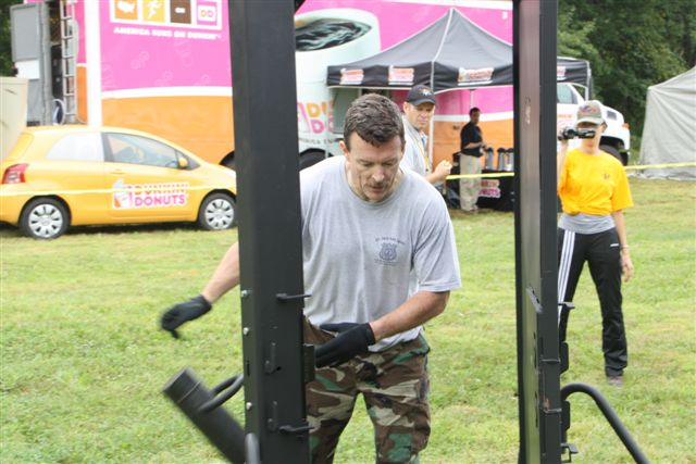 CrossFit Cheshire at the Connecticut S.W.A.T. Challenge