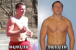 CrossFit Cheshire Before and Afters